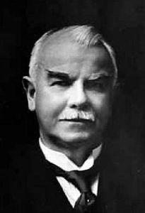 Sir Alfred Ewing